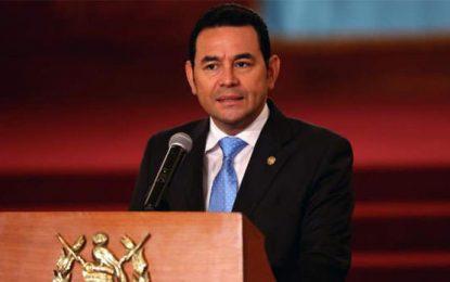 Un resbalón del gobierno de Jimmy en la OEA