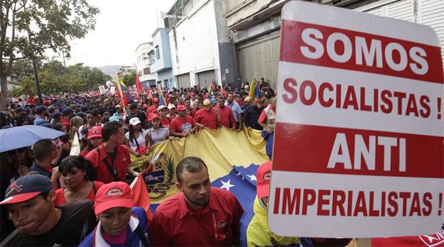 Venezuela defiende su soberanía
