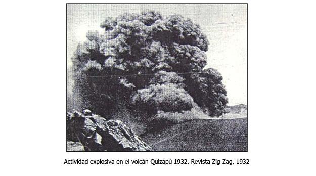 La temible erupción volcánica de 1932