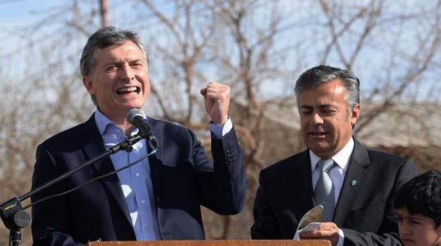 Macri en Mendoza: elogió a su mejor alumno Cornejo
