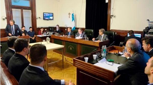 La policía de Macri en el banquillo