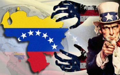 Gobierno venezolano bajo ataque mediático