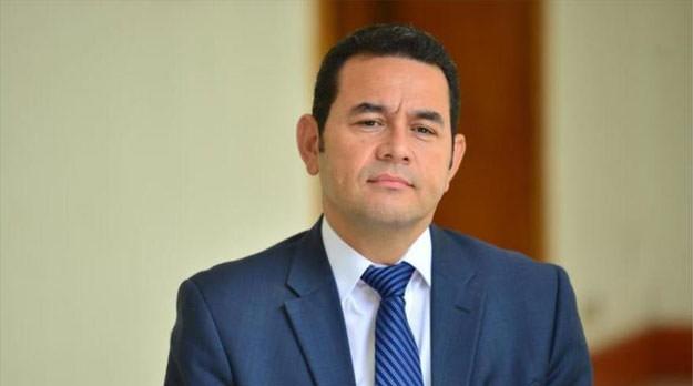 Presidente de Guatemala con el más alto sueldo en América Latina