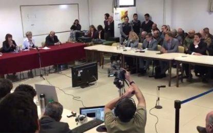 San Rafael: 12 condenados a prisión perpetua por delitos de lesa humanidad