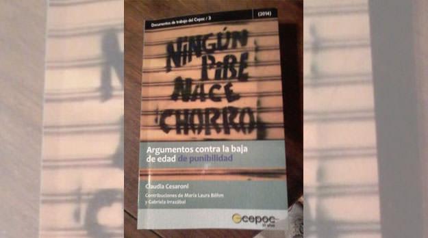 """Libro para descargar: """"Ningún pibe nace chorro"""""""
