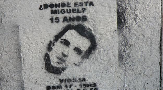 La nueva desaparición de Miguel Brú
