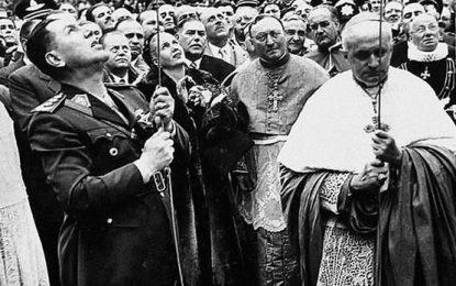 Estado laico, primer peronismo y espectro político