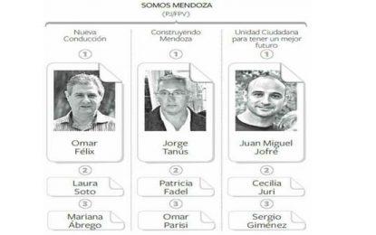 En Mendoza el peronismo ciudadano con sindicalistas antiburócratas