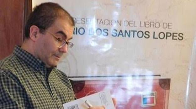 Falleció el periodista Mario Dos Santos Lopes