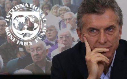 ¡Estamos listos! FMI, Lagarde, Macri, pobreza, secuestros y torturas… y paramilitares