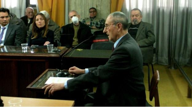 La Corte resolvió la prisión para los ex jueces Petra y Carrizo