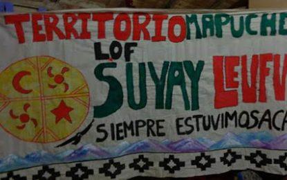 En Malargüe también demonizan a los mapuches