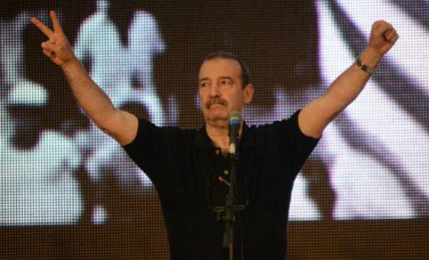 Patricio Echegaray, el sueño eterno de la revolución
