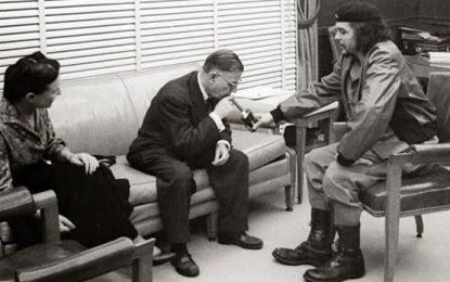 Jean-Paul Sartre y el debate ideológico sobre la Revolución cubana