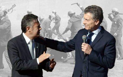 Macri-Cornejo, versión aproximada del Terrorismo de Estado