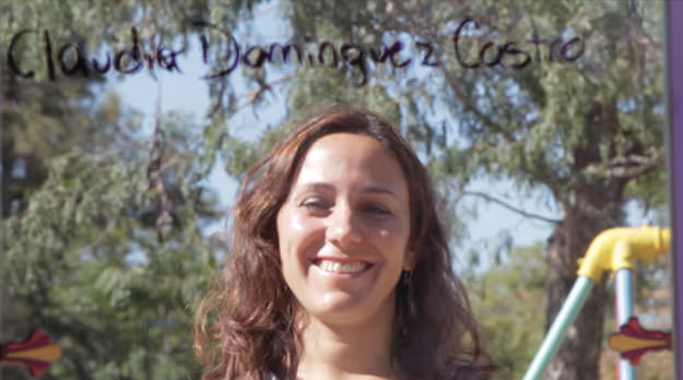 Así soy yo: Claudia Domínguez Castro