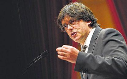 Cataluña: La respuesta de Puigdemont a la intervención de Rajoy