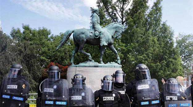 Detesto nuestros monumentos confederados, pero deberían permanecer