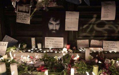 Santiago: Fue desaparición forzada y es crimen de lesa humanidad