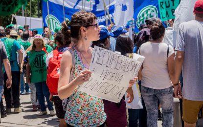 Fotogalería: Mendoza dice NO al ajuste