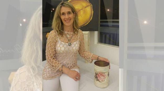 "Alejandra Agentini: ""Empecé a pintar para sanar el alma"""
