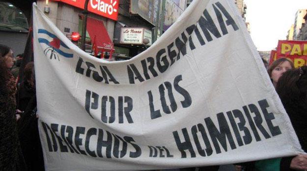 80 años de lucha de la Liga, la dignidad humana como bandera