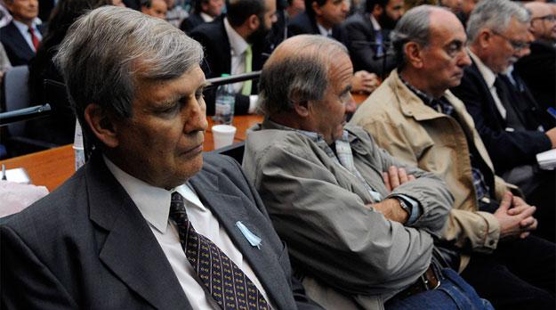 Megacausa Esma: Perpetua para Acosta, Astiz y otros 27 represores