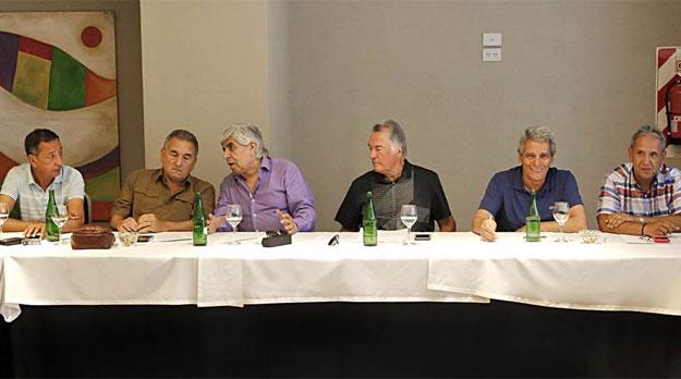Los gordos de la CGT en sintonía con el sindicalismo combativo