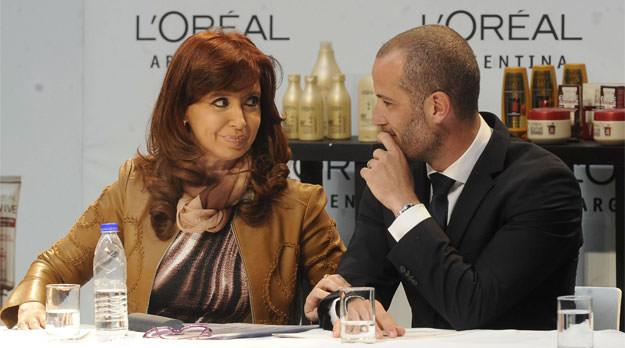 CFK desmintió a Macri por sus declaraciones sobre L'Oréal