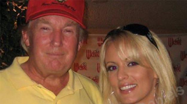 Costo de la diversión sexual de Trump y de otros en la cima del poder