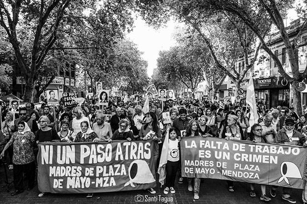 Día de la Memoria: Más de diez mil marchamos y gritamos NUNCA MÁS!!!