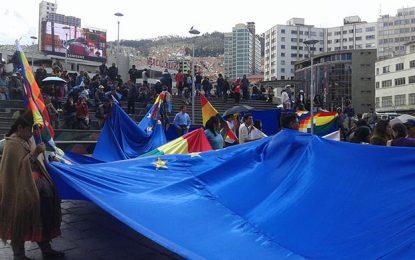 Bolivia construcciones: II – Aguas