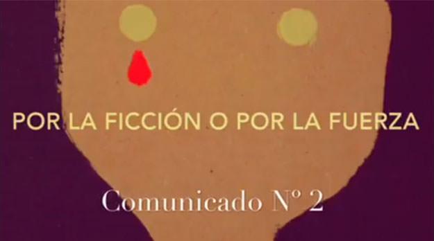 """""""Por la ficción o por la fuerza"""" (segunda entrega)"""