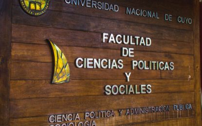 50 años de Sociología en Mendoza