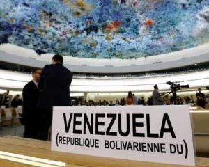 Consejo de la ONU rechaza sanciones contra Venezuela