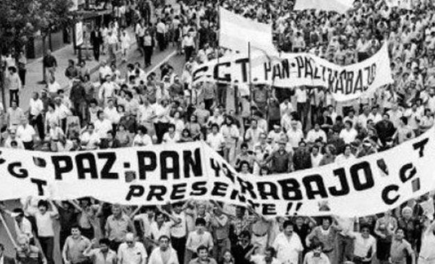 La dictadura genocida pretendió salvarse con Malvinas