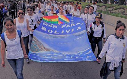 #MarParaBolivia: FARCO respalda al Estado Plurinacional