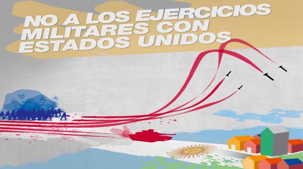 Advierten sobre ingreso de fuerzas militares de EEUU a la Argentina