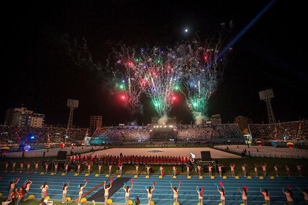 Celebración del deporte: De Bolivia a América