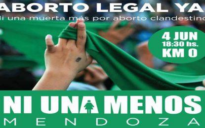 En Mendoza se marchará por #NiUnaMenos