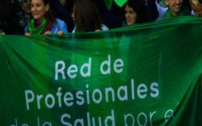 """Profesionales de la Salud lanzaron la campaña """"Contás con nosotrxs"""""""