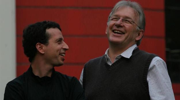 Luis Pescetti y Juan Quintero presentan Cartas al Rey de la Cabina