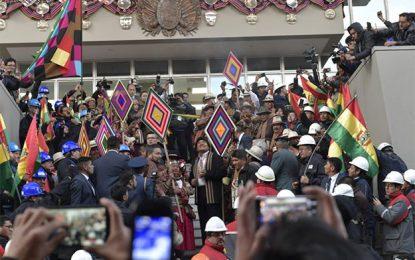 Bolivia ya tiene su Casa Grande del Pueblo