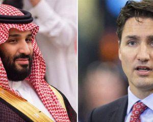 Posteo en twitter desmorona relaciones canadienses-sauditas
