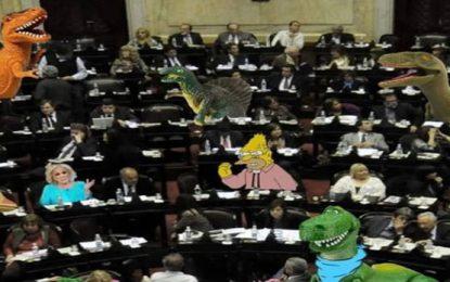 Los dinosaurios van a desaparecer