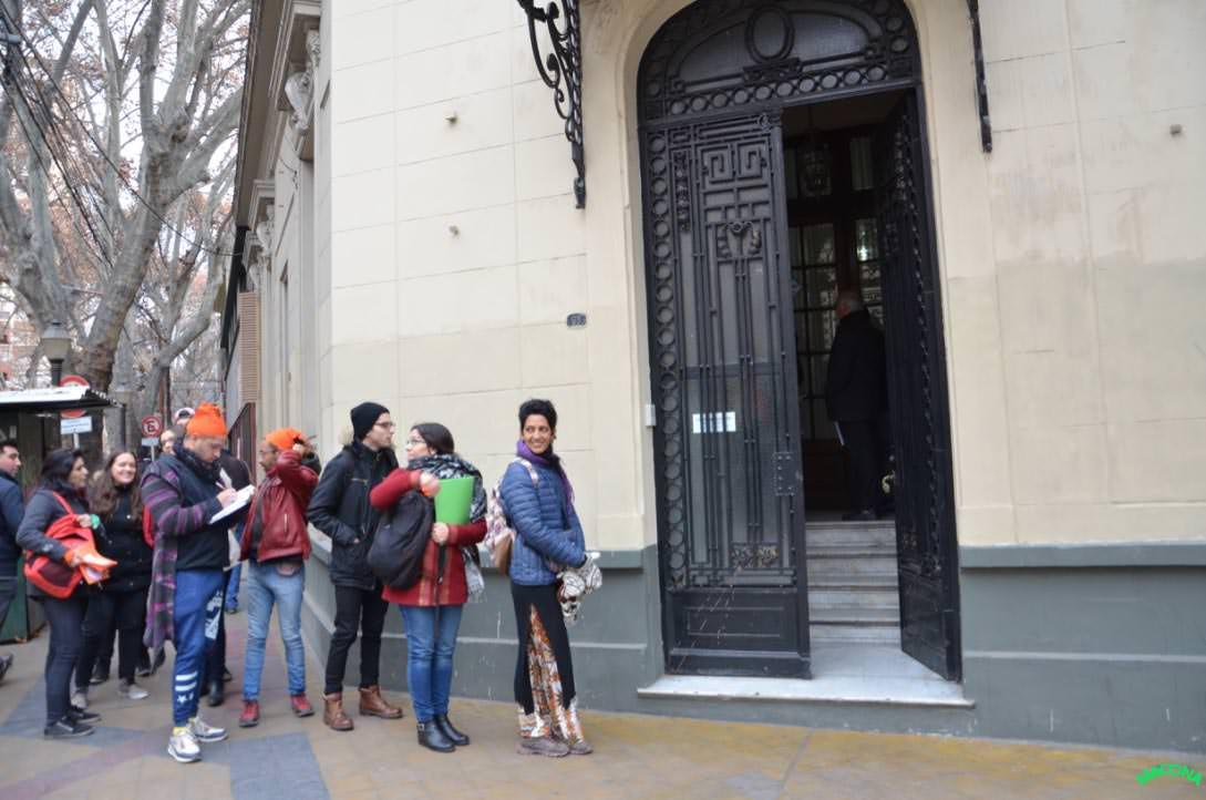 Récord de apostasías en un día en Mendoza