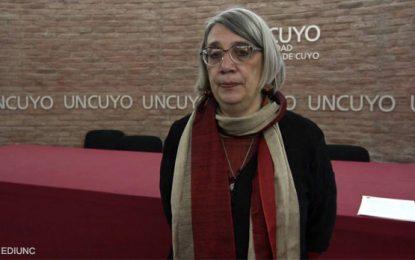 Por la continuidad de Pilar Piñeyrúa en EDIUNC