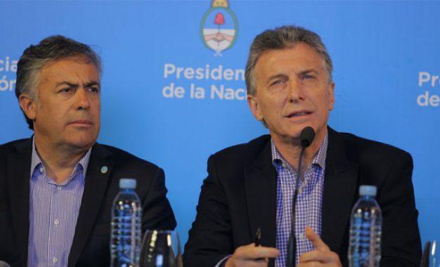 Macri en Mendoza: Sin pena ni gloria