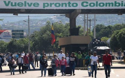 Migrantes de Venezuela: cifras amañadas