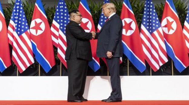 La cambiante estrategia de Trump en Corea del Norte